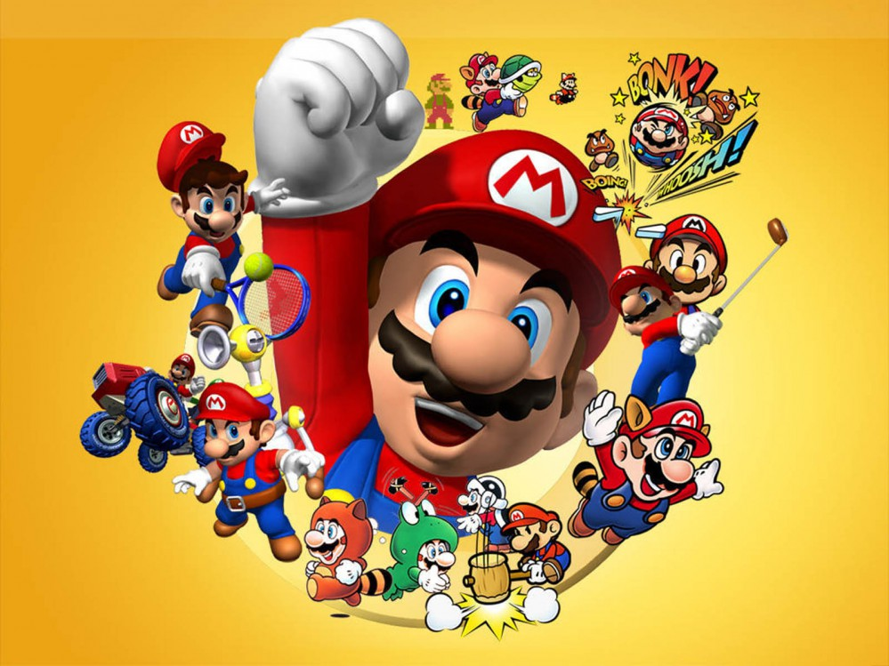 Super Mario Wallpapers 7