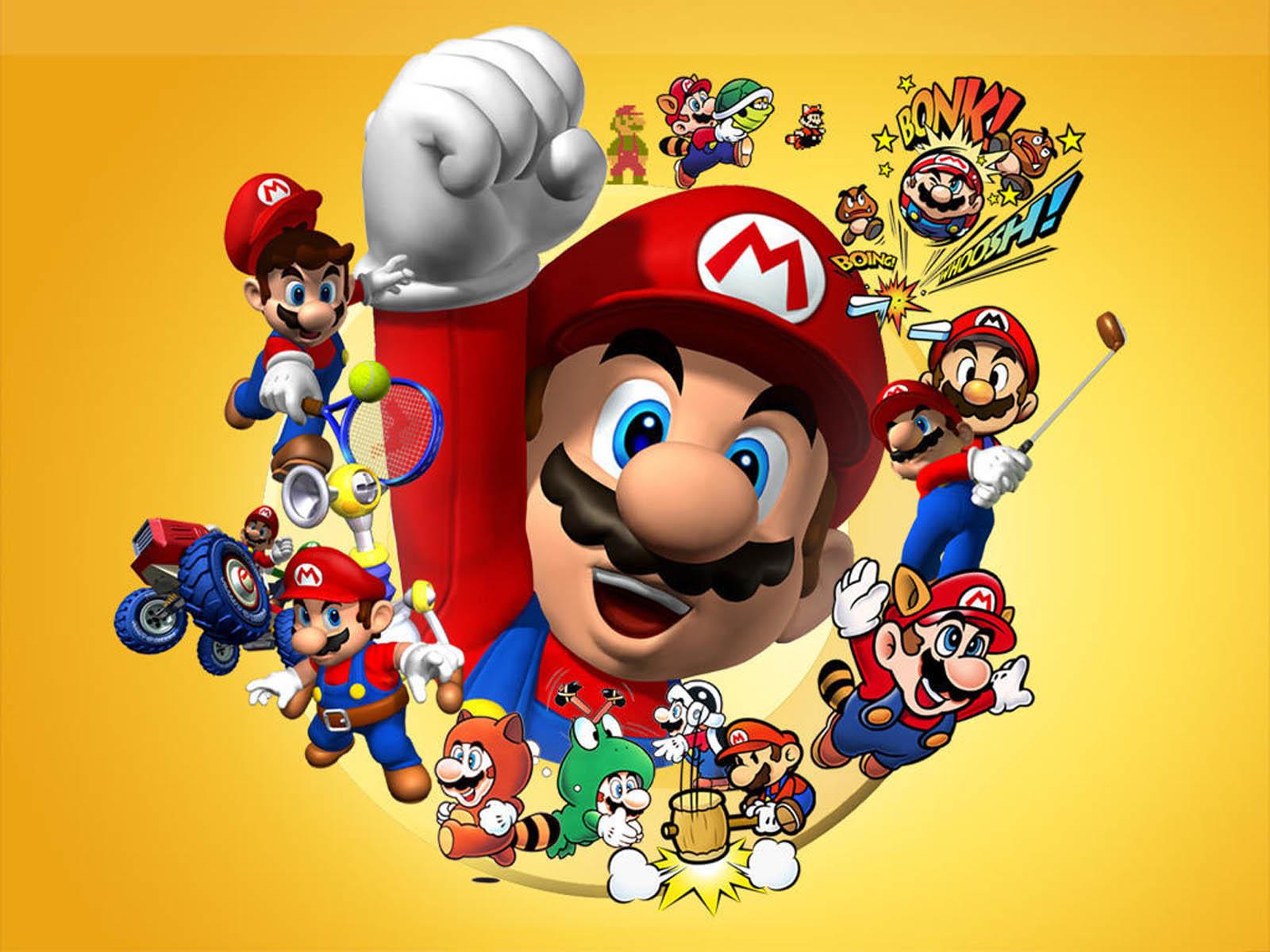 Mario Bros Beat Duel