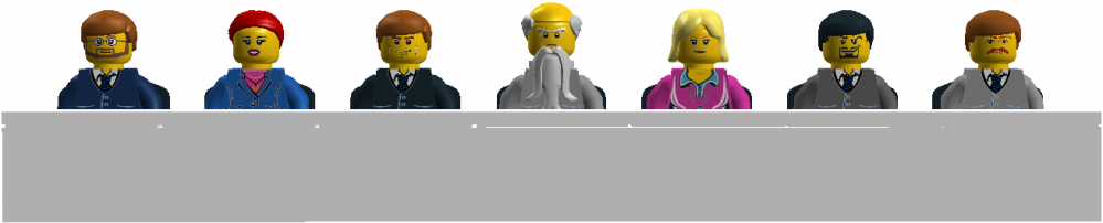 The LEGO Commission Board