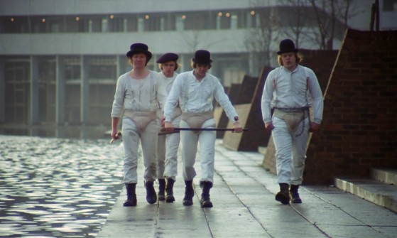 A Clockwork Orange, 1972