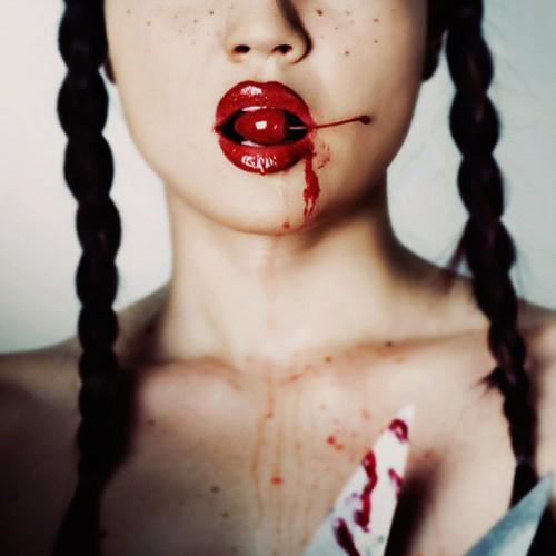 blood-braids-cherry-homicide-knife-Favim.com-453440