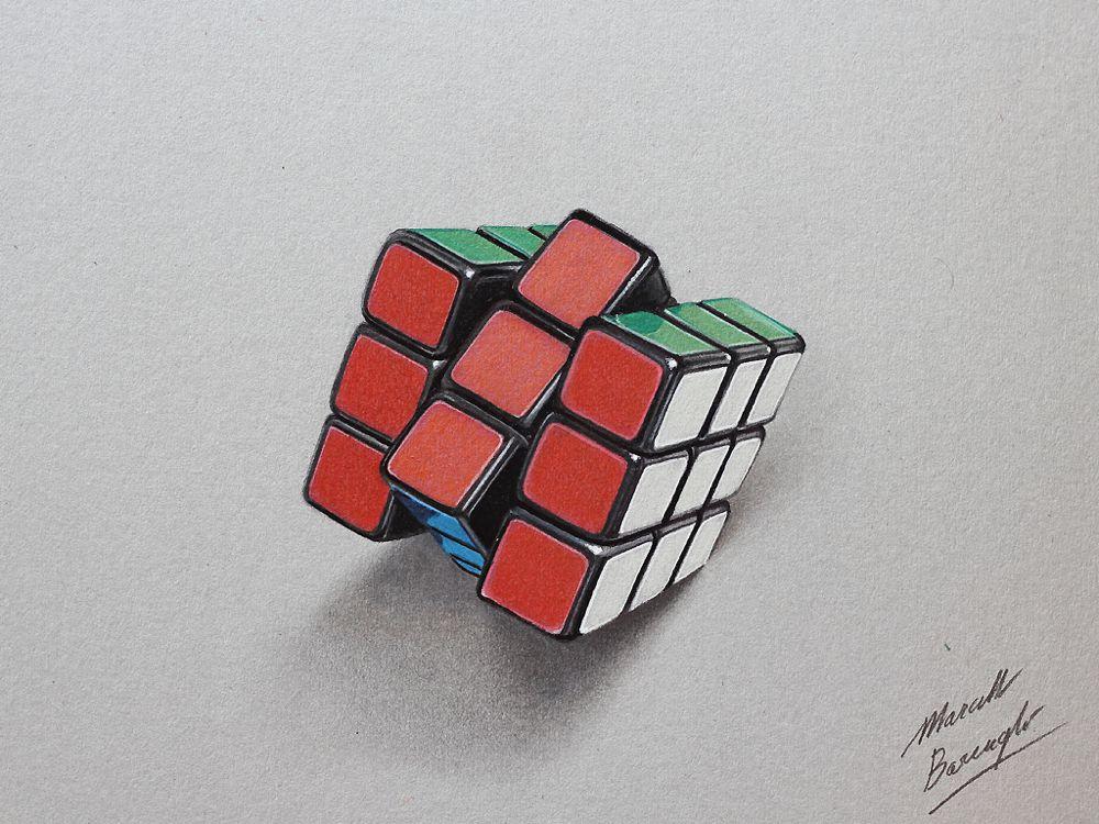 Le Illustrazioni di Marcello Barenghi