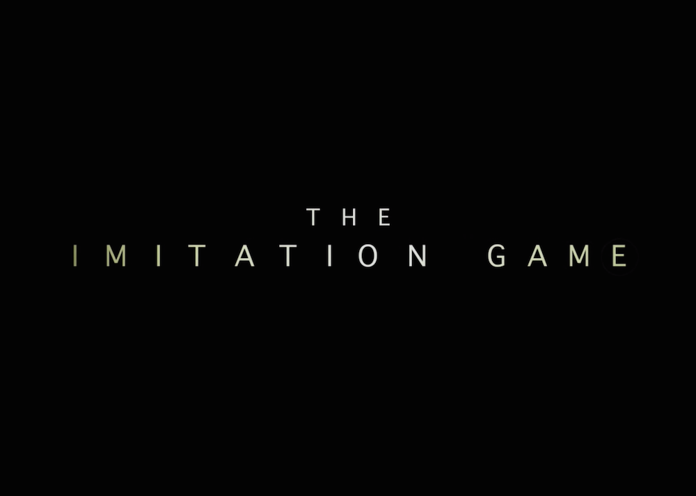 The Imitation Game - Teaser Trailer