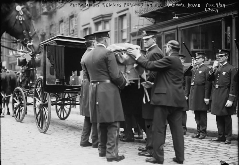 petrosino funeral
