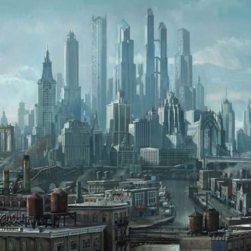 saints-row-the-third-the-city-the-future-metropolis-skyscrapers-art