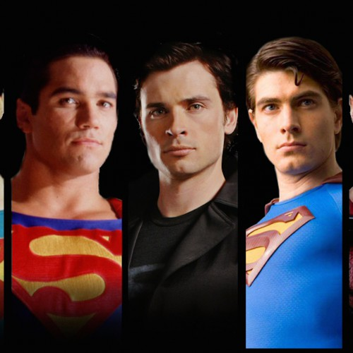 superman evolution actors