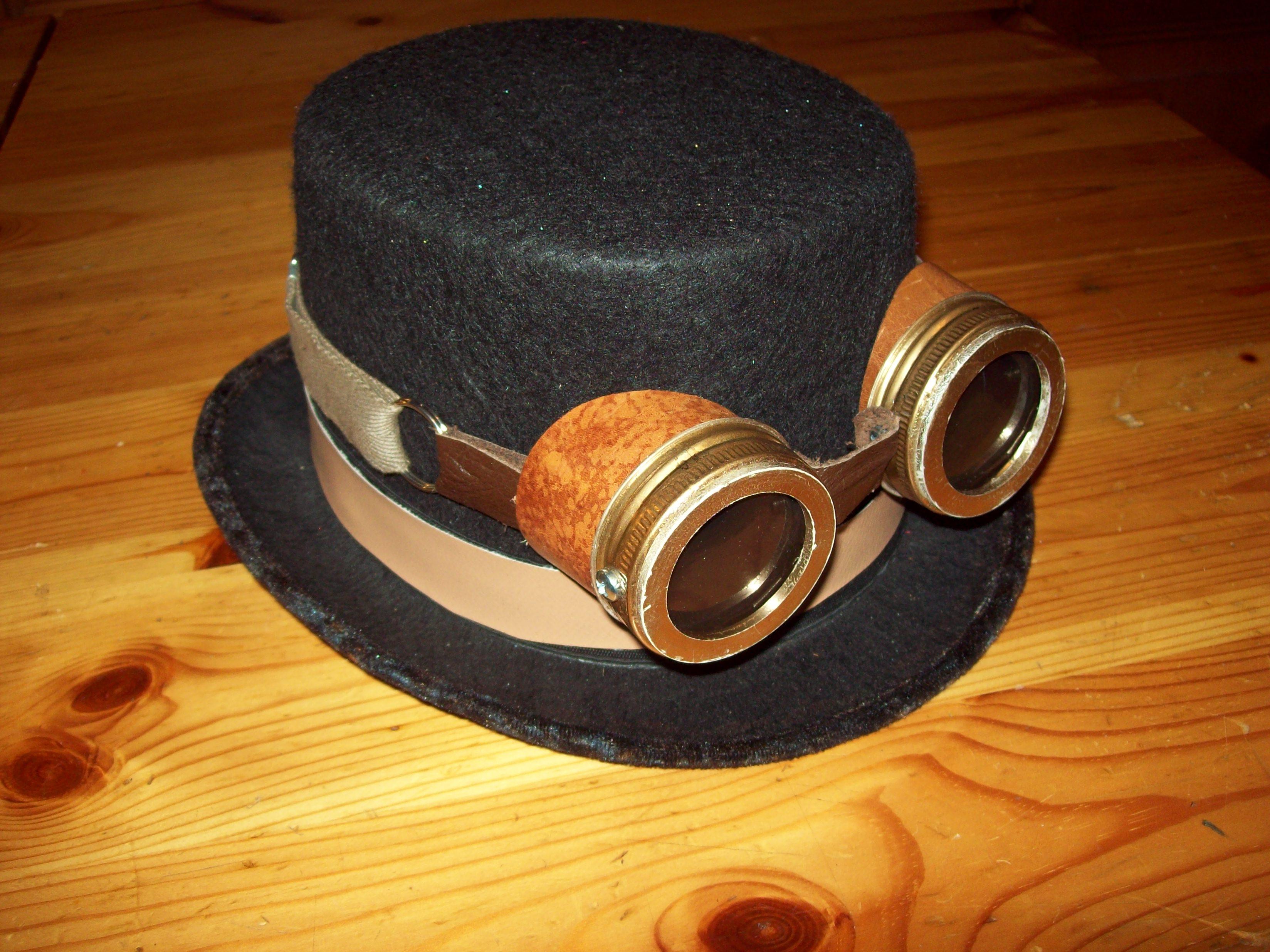 Fai da te: Steampunk goggles