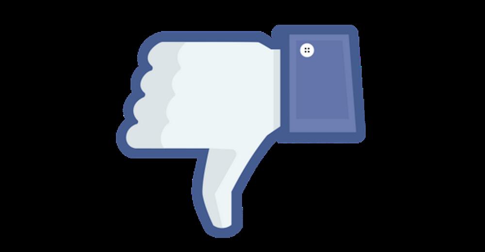 OMG, Facebook è down!