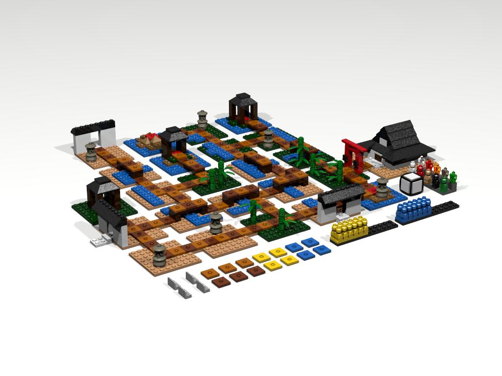 Lego Ideas: Assedio al castello