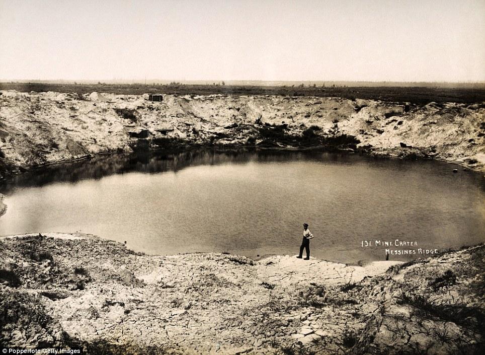 La Mine di Messines