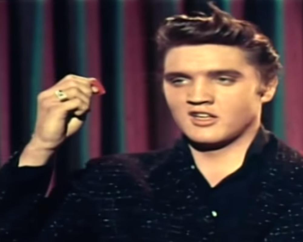 Elvis Presley Unplugged