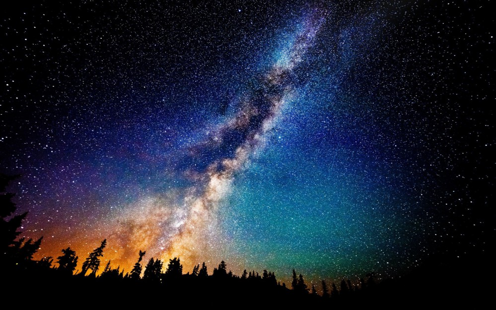 milky-way-above-the-fir-forest-nature-hd-wallpaper-1920x1200-2492