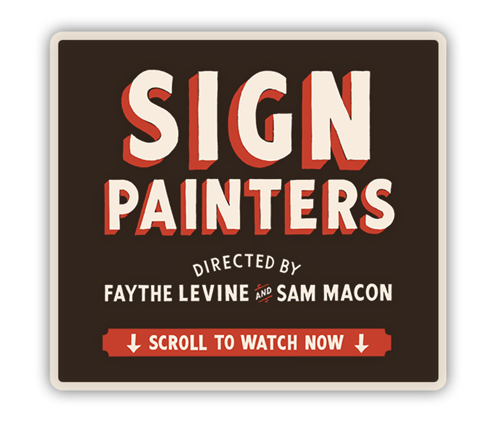Sign Painters: The Movie