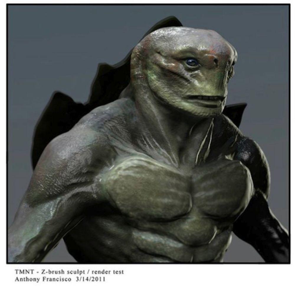 Ninja Turtles: i concept rifiutati