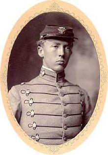 Il giovane Patton.