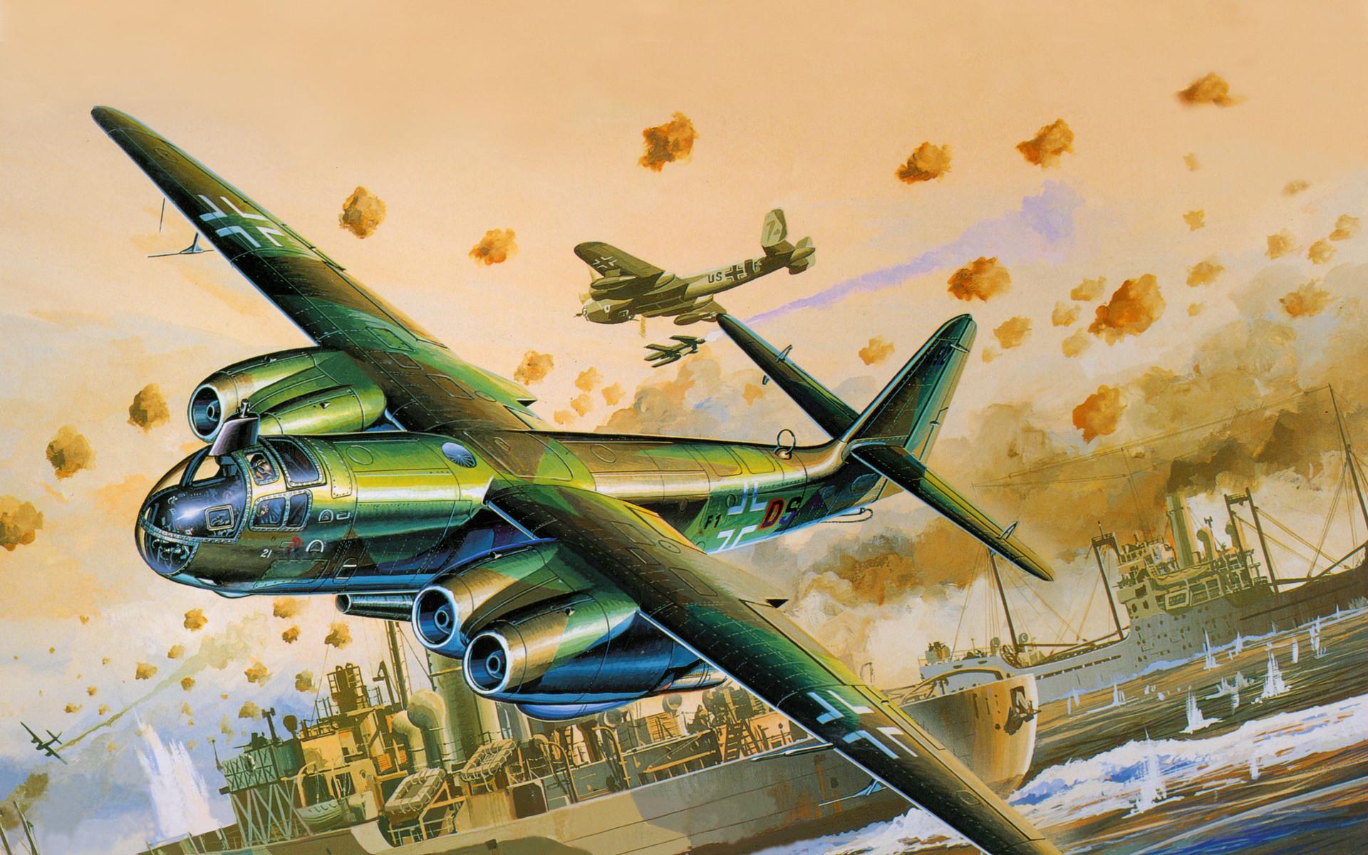 WunderWaffen: l'Arado 234