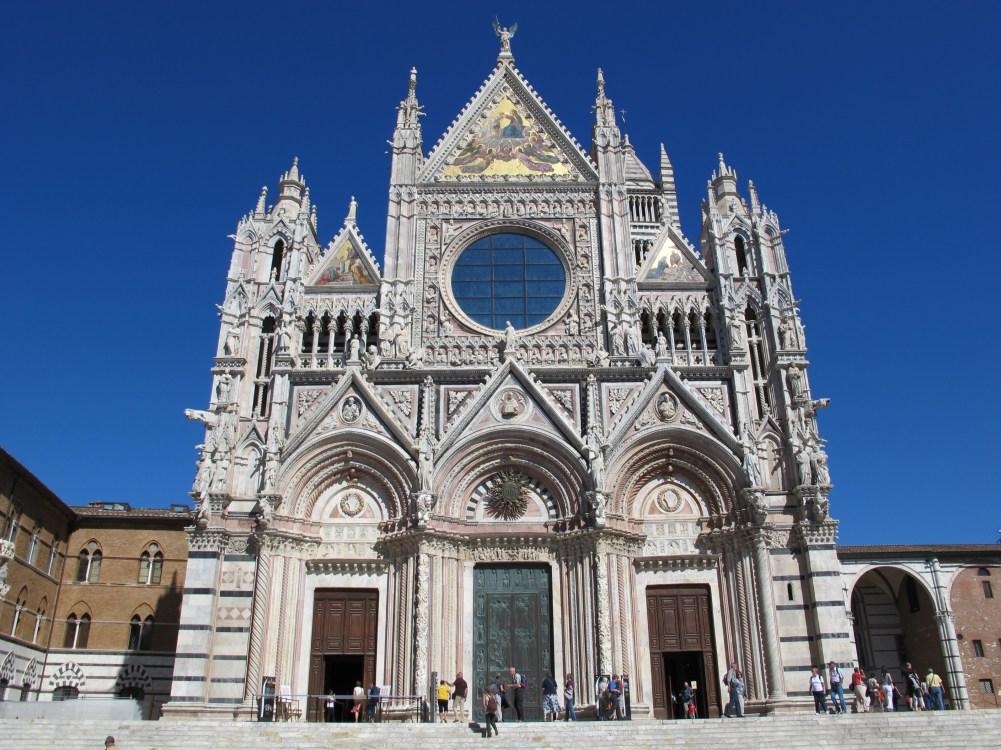 Il Duomo di Siena e Ermete Trimegisto