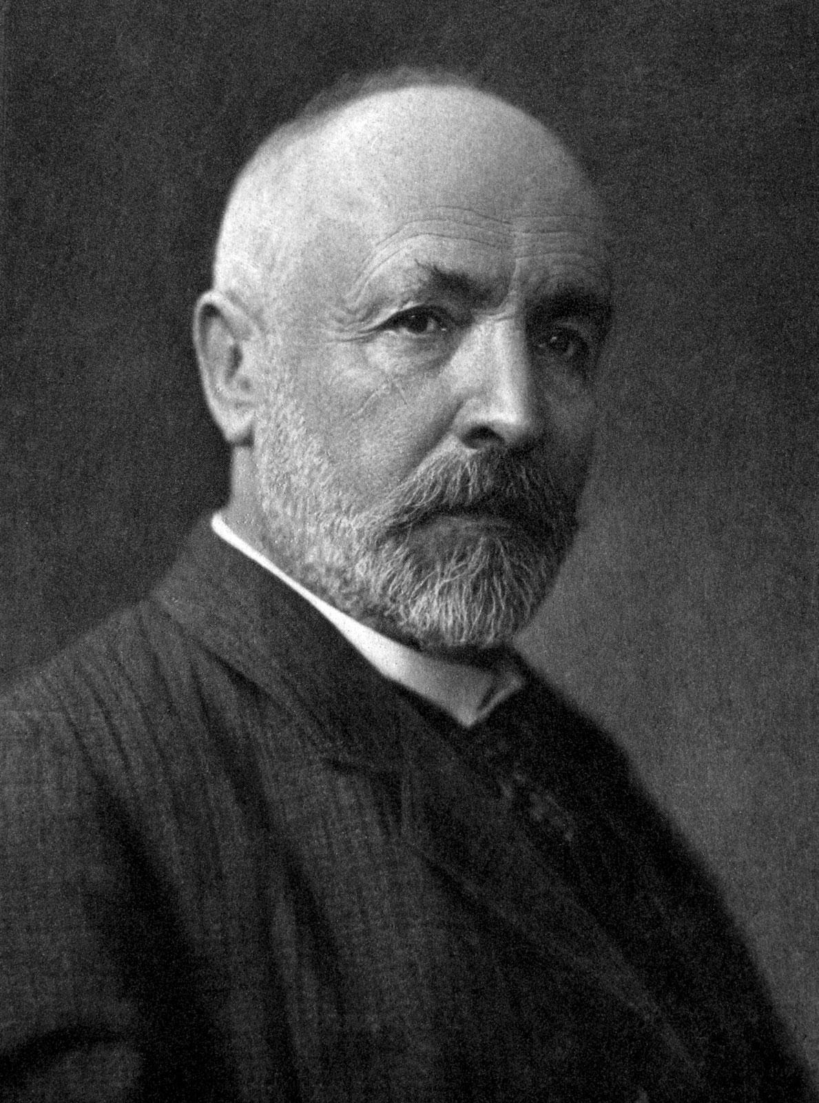 Georg Cantor e l'infinito