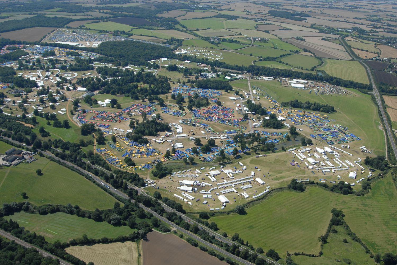 Jamboree 2007, centenario del movimento Scout nel mondo, Gilwell Park, Londra.