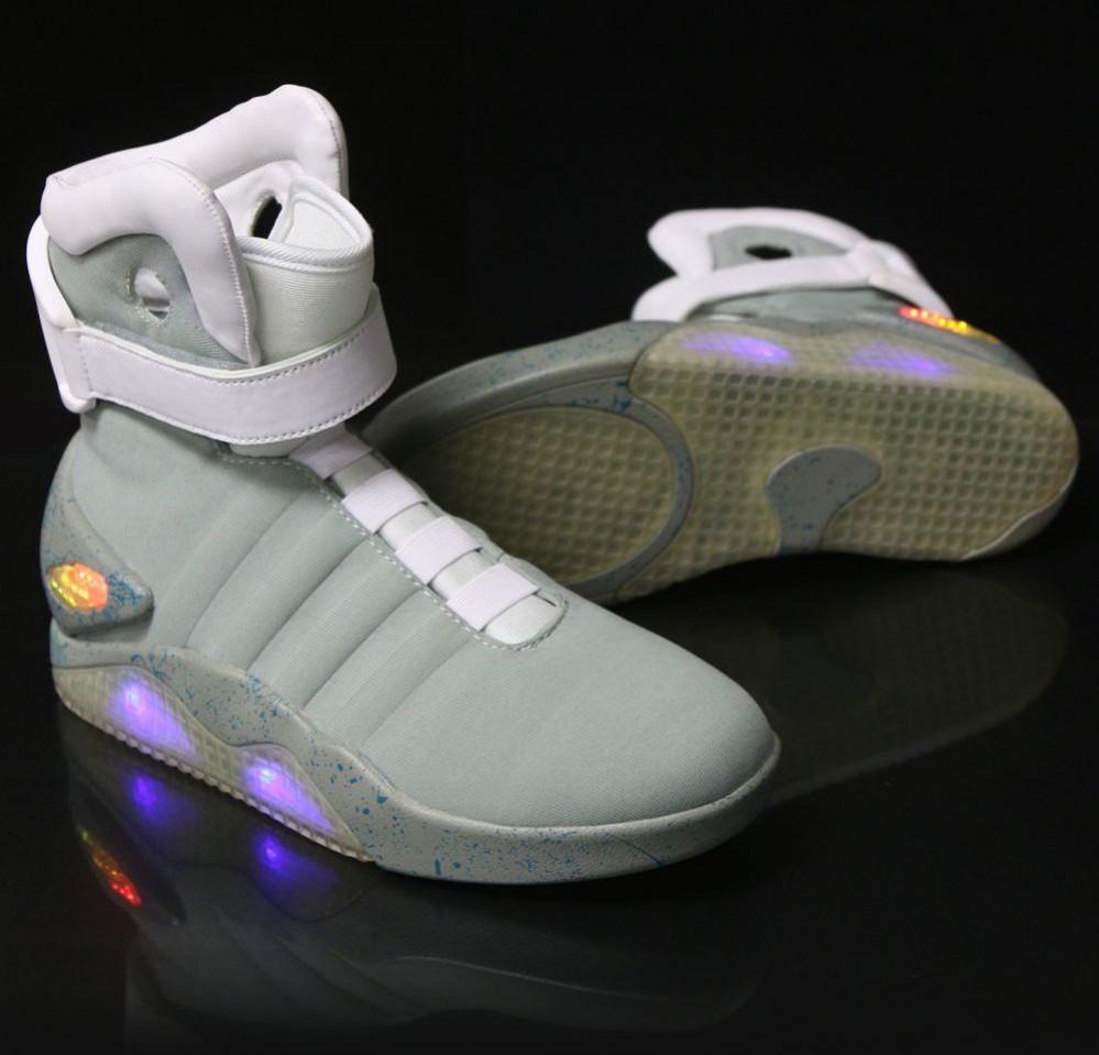 Nike Mag: le scarpe che non si autoallacciano | DDay.it
