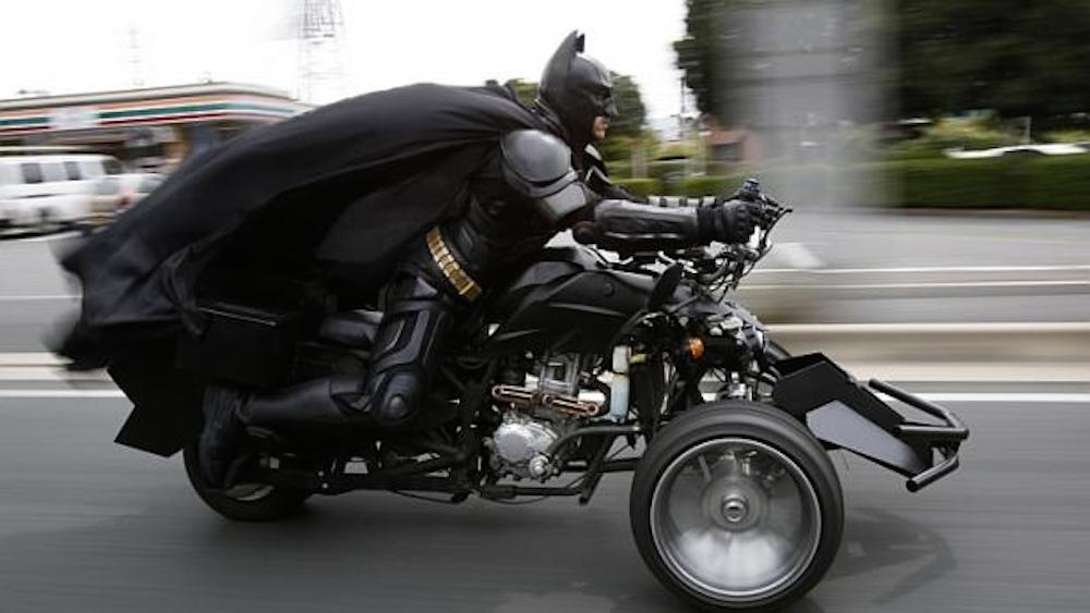 Chibatman, il vero Batman giapponese