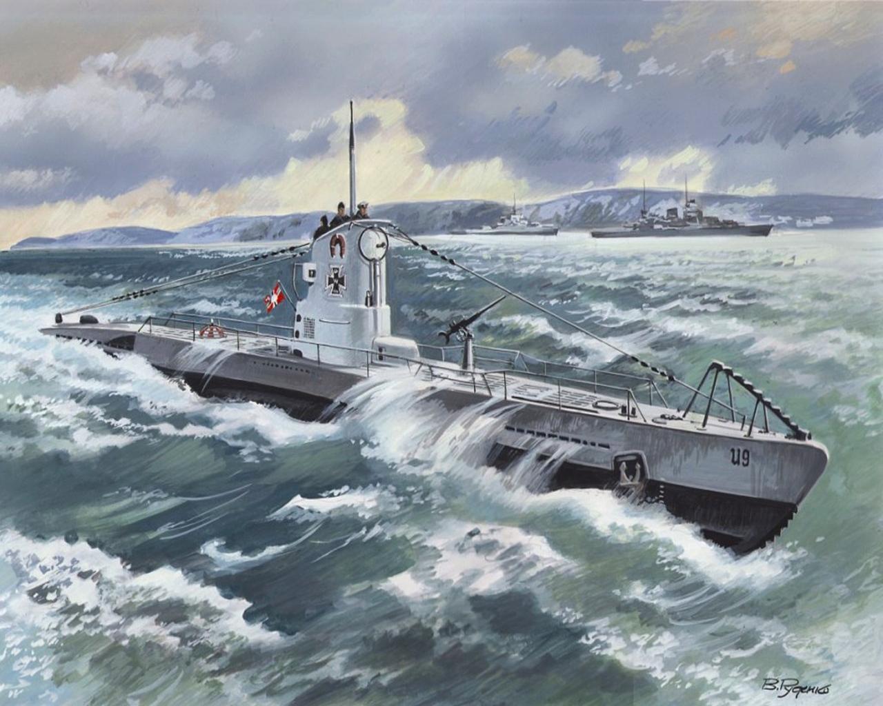 Das Boot, il Lupo dei Mari