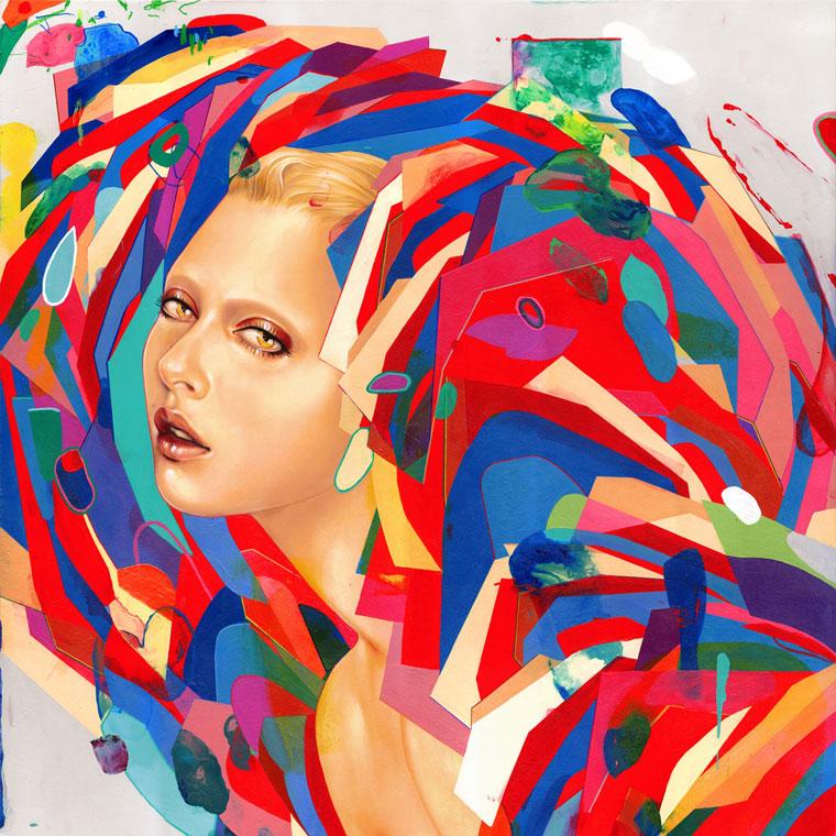 Girls and Colors by Erik Jones