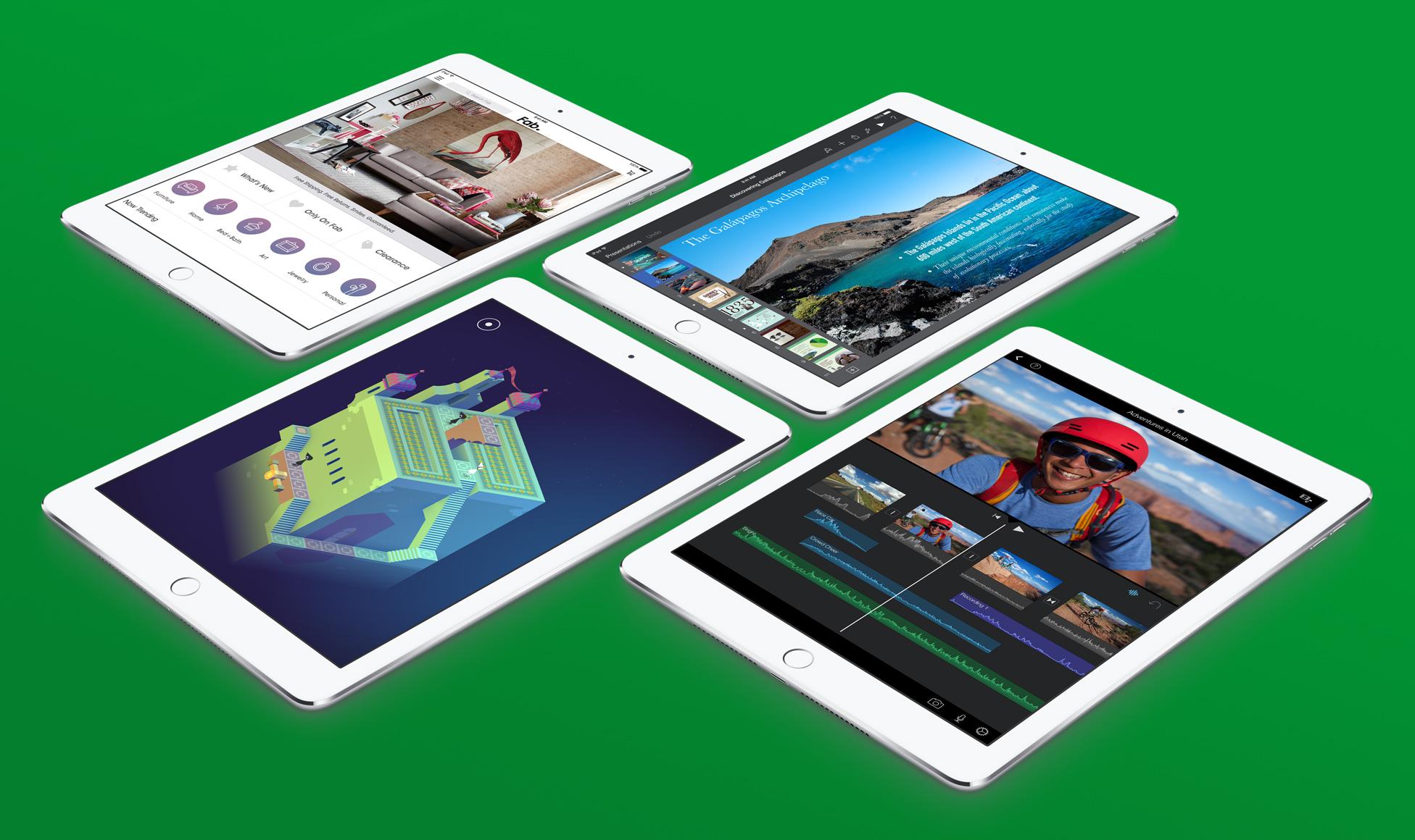 Nuovo iPad Air 2, iPad Mini 3, MacMini e iMac Retina 5K