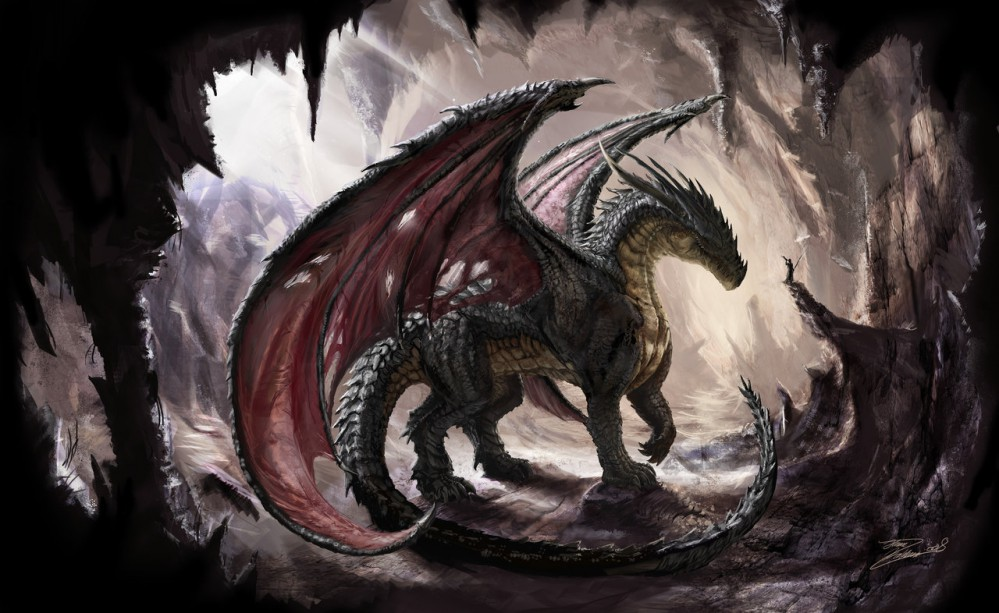 black_dragon_by_lordhannu-d4ekj79