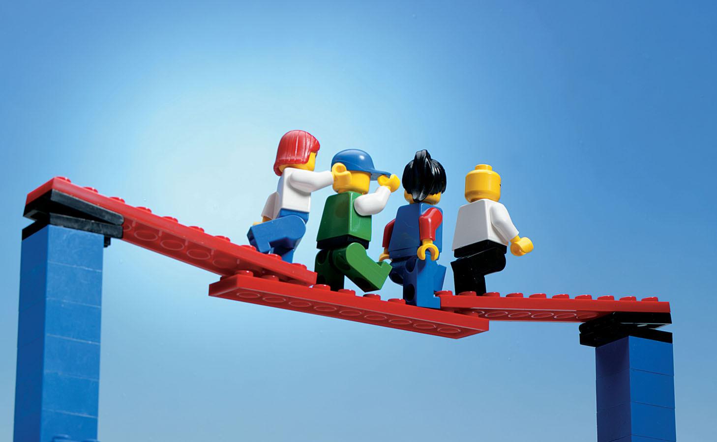 Serious Play: Il lato serio dei Lego