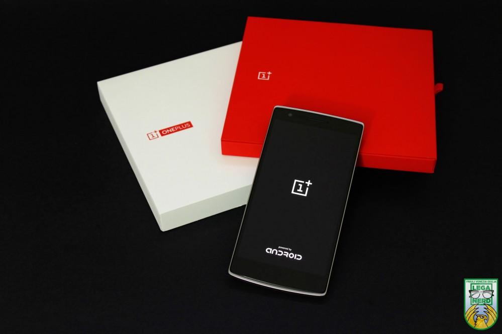 OnePlus One Unboxing Lega Nerd