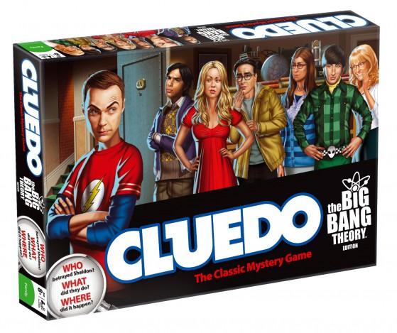 Big Bang Theory Cluedo