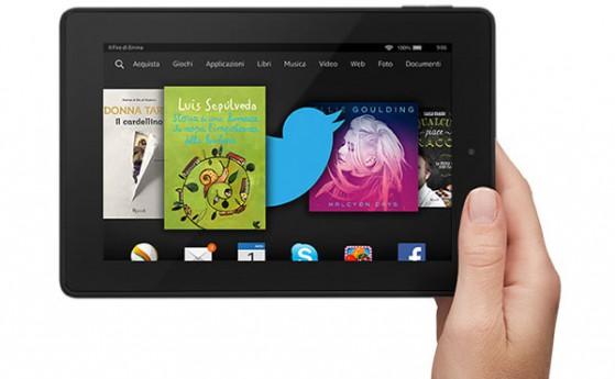 Tablet Fire HD 7