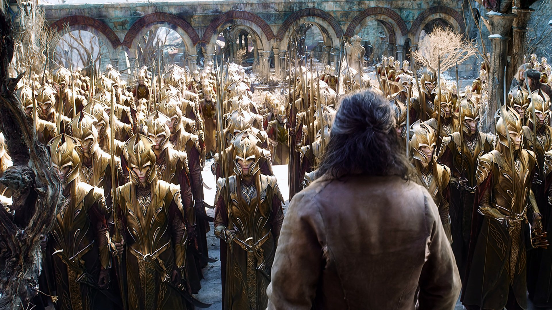 The Hobbit: The Battle of Five Armies – review | hugomongoose
