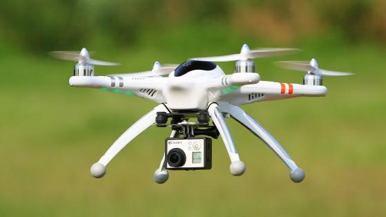 Drone Walkera QR X350