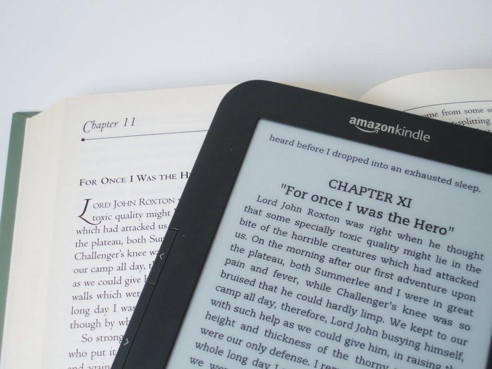 Iva al 4% sugli eBook?