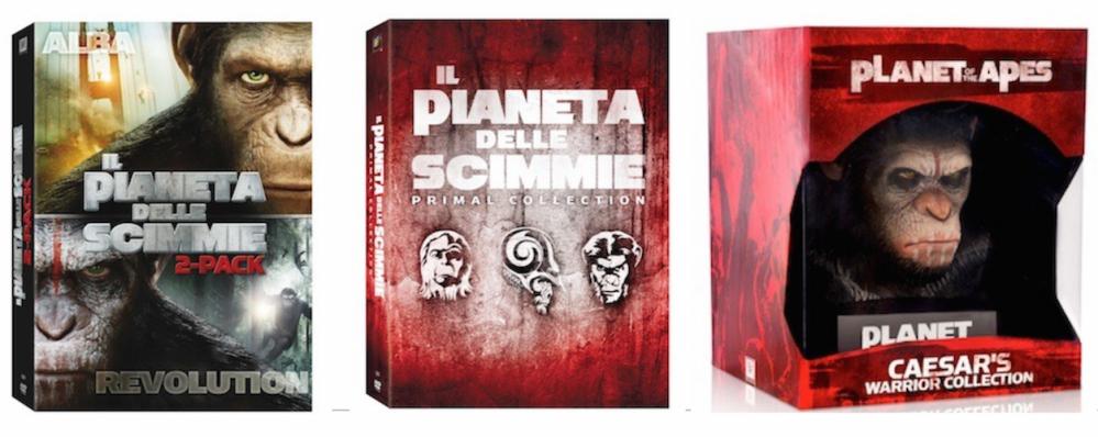 Collector edition, per veri amanti del Pianeta delle Scimmie: Apes Revolution