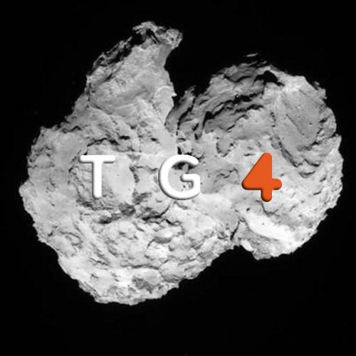 Rosetta arrives at comet