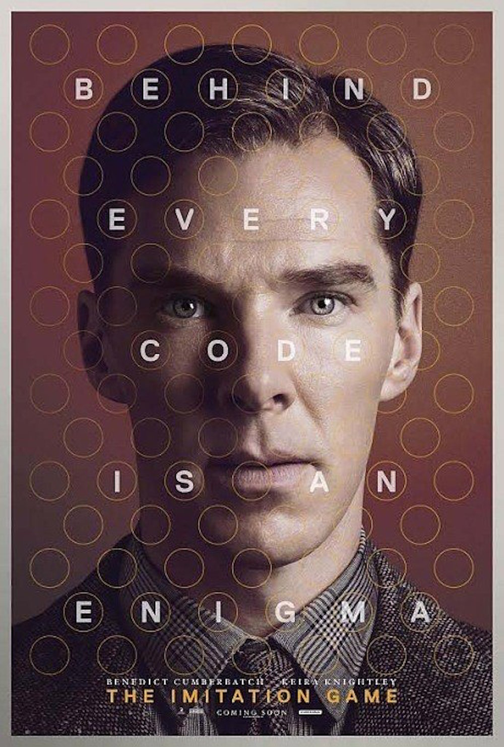 The Imitation Game - Official Trailer