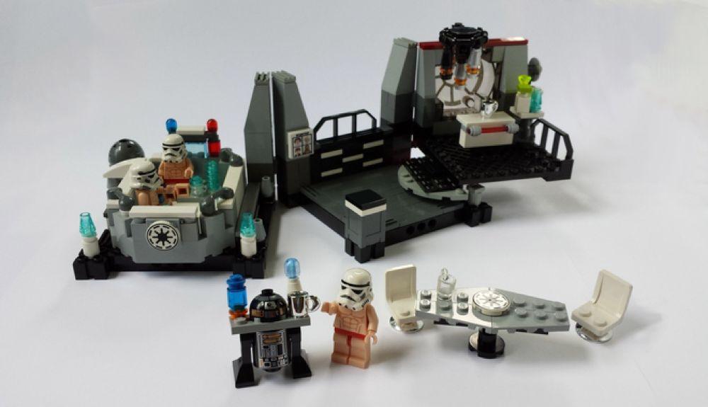 LEGO Imperial Hot Tub