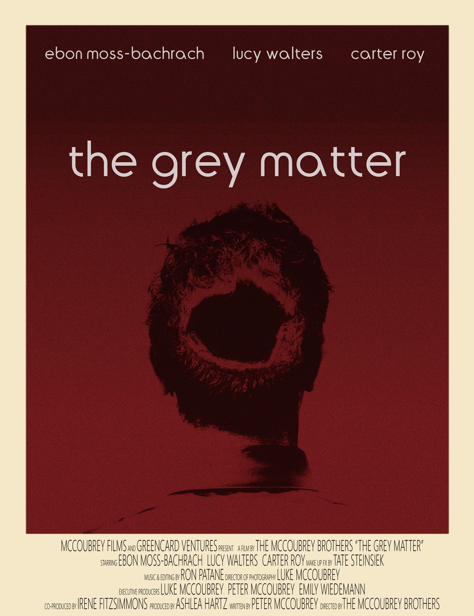 The Grey Matter - Cortometraggio