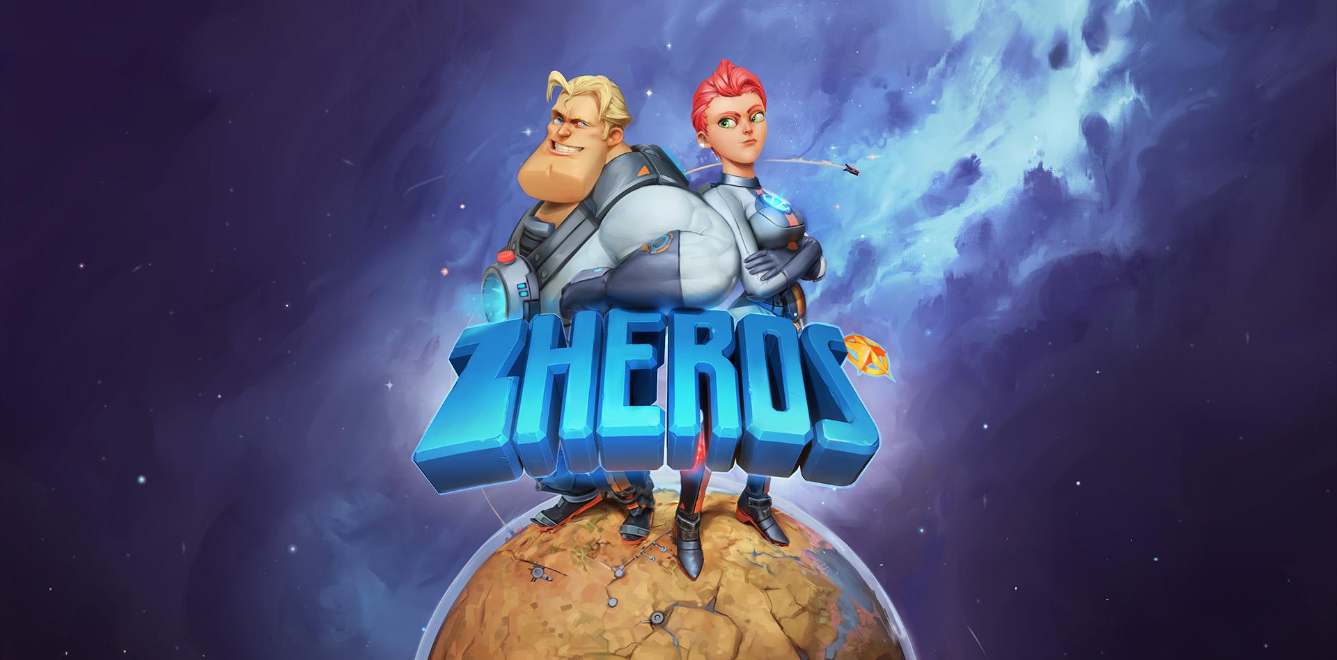 Zheros: lo sviluppo di un beat'em up