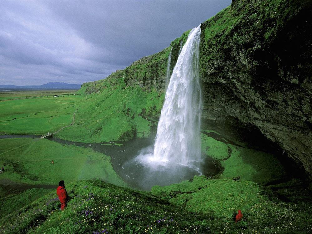 Le 10 cascate più belle d'Islanda