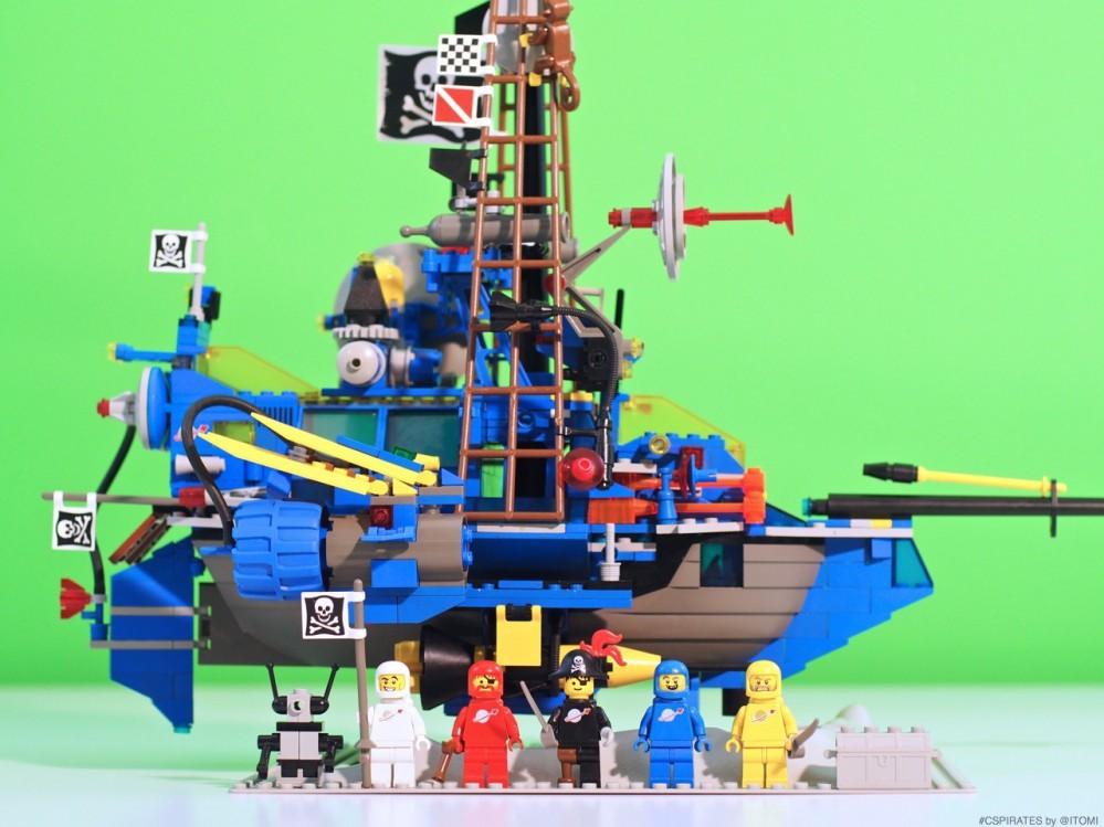 Classic Space Pirates