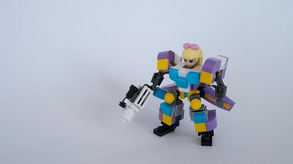 LEGO Friends Hardsuits