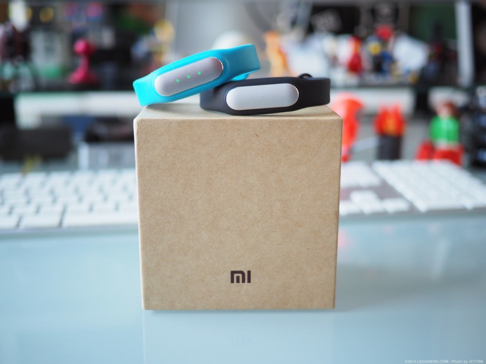Xiaomi Mi Band 17