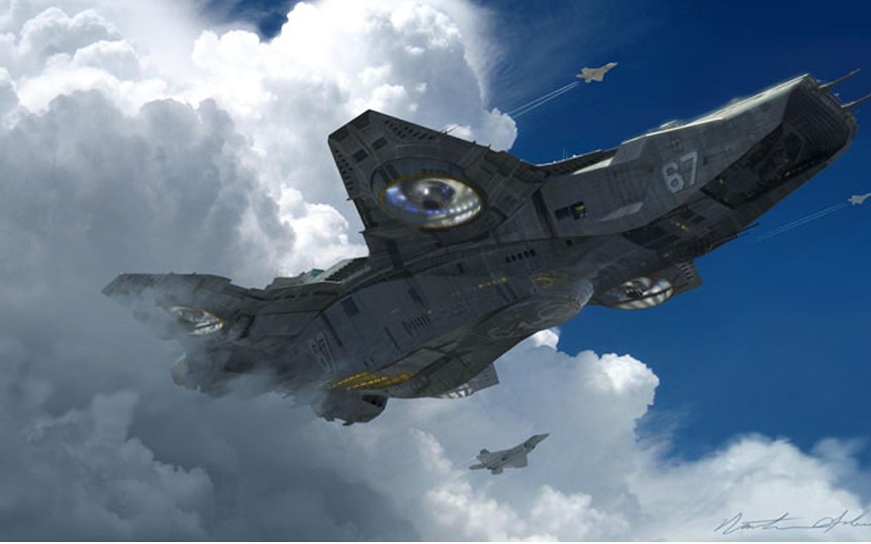 La DARPA vuole costruire l'Helicarrier della Marvel