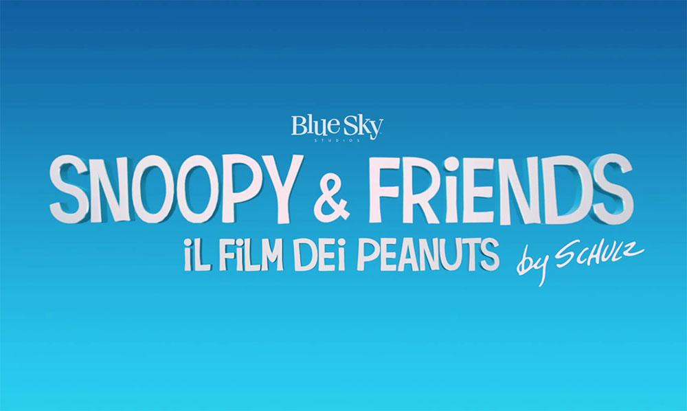 Snoopy & Friends, Il film dei Peanuts - Trailer Italiano