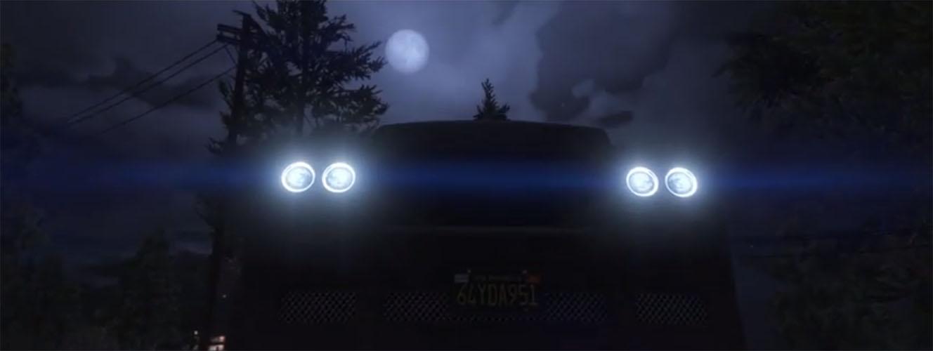 The Car 1977 - GTA5 Trailer