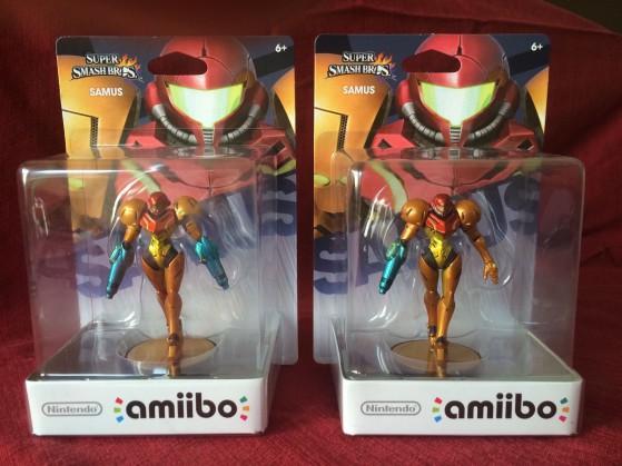 la figure di Samus per Amiibo con due cannoni invece di uno è stata venduta a prezzi assurdi su eBay.